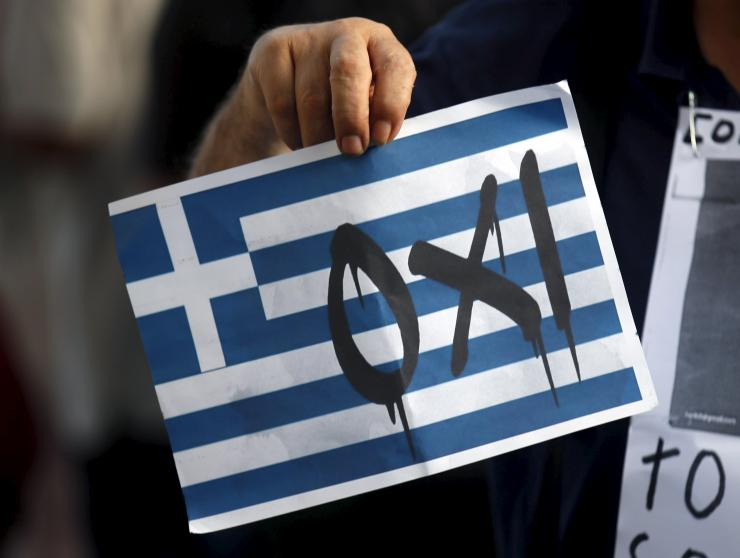 greece no oxi